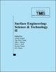 Surface Engineering: Science and Technology II (0873395212) cover image