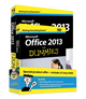 Office 2013 For Dummies, Book + DVD Bundle (1118497112) cover image