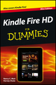 Kindle Fire HD For Dummies, Mini Edition (1118547012) cover image