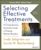 Selecting Effective Treatments: A Comprehensive Systematic Guide to Treating Mental Disorders, Includes DSM-5 Update Chapter, 4th Edition (1118738012) cover image