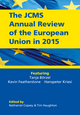 The JCMS Annual Review of the European Union in 2015 (1119279712) cover image