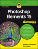 Photoshop Elements 15 For Dummies (1119281512) cover image