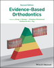 Evidence-Based Orthodontics, 2nd Edition (1119289912) cover image