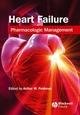 Heart Failure: Pharmacologic Management (1405103612) cover image