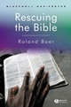 Rescuing the Bible (1405170212) cover image