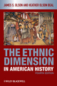 The Ethnic Dimension in American History, 4th Edition (1405182512) cover image
