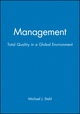 Management: Total Quality in a Global Environment (1557866112) cover image
