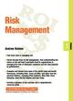 Risk Management: Finance 05.10 (1841123412) cover image