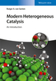 Modern Heterogeneous Catalysis: An Introduction (3527339612) cover image
