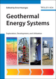 Geothermal Energy Systems: Exploration, Development, and Utilization (3527408312) cover image