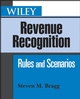 Wiley Revenue Recognition: Rules and Scenarios (0470140313) cover image