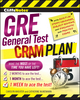 CliffsNotes GRE General Test Cram Plan (0470465913) cover image