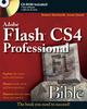 Flash CS4 Professional Bible (0470480513) cover image