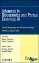 Advances in Bioceramics and Porous Ceramics III, Volume 31, Issue 6 (0470594713) cover image