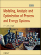 Modeling, Analysis and Optimization of Process and Energy Systems (0470624213) cover image