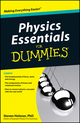 Physics Essentials For Dummies (0470644613) cover image