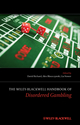 The Wiley-Blackwell Handbook of Disordered Gambling (0470710713) cover image