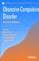 Obsessive-Compulsive Disorder, 2nd Edition (0470858613) cover image