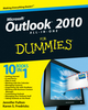 Outlook 2010 All-in-One For Dummies (0470873213) cover image