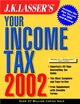 J.K. Lasser's Your Income Tax 2002 (0471217913) cover image