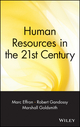 Human Resources in the 21st Century (0471434213) cover image