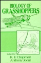 Biology of Grasshoppers (0471609013) cover image