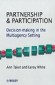 Partnership and Participation: Decision-making in the Multiagency Setting (0471720313) cover image