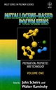 Metallocene-based Polyolefins, Preparation, Properties, and Technology, Volume 1 (0471999113) cover image