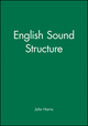 English Sound Structure (0631187413) cover image