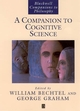 A Companion to Cognitive Science (0631218513) cover image