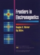 Frontiers in Electromagnetics (0780347013) cover image