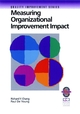 Measuring Organizational Improvement Impact (0787951013) cover image