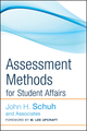 Assessment Methods for Student Affairs (0787987913) cover image