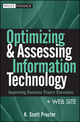 Optimizing and Assessing Information Technology: Improving Business Project Execution, + Web Site (1118000013) cover image