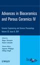 Advances in Bioceramics and Porous Ceramics IV, Volume 32, Issue 6 (1118059913) cover image