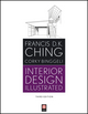 Interior Design Illustrated, 3rd Edition (1118090713) cover image
