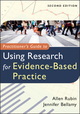 Practitioner's Guide to Using Research for Evidence-Based Practice, 2nd Edition (1118136713) cover image