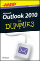 AARP Outlook 2010 For Dummies, Mini Edition (1118232313) cover image