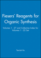 Fiesers' Reagents for Organic Synthesis, Volumes 1 - 27 and Collective Index for Volumes 1 - 22 Set (1118528913) cover image