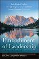 The Embodiment of Leadership: A Volume in the International Leadership Series, Building Leadership Bridges (1118551613) cover image