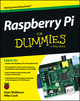Raspberry Pi For Dummies (1118554213) cover image
