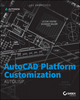 AutoCAD Platform Customization: AutoLISP (1118798813) cover image