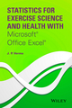 Statistics for Exercise Science and Health with Microsoft Office Excel (1118855213) cover image