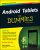Android Tablets For Dummies, 2nd Edition (1118874013) cover image