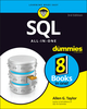 SQL All-In-One For Dummies, 3rd Edition (1119569613) cover image