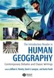 The Introductory Reader in Human Geography: Contemporary Debates and Classic Writings (1405149213) cover image
