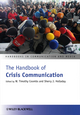 The Handbook of Crisis Communication (1405194413) cover image