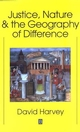 Justice, Nature and the Geography of Difference (1557866813) cover image