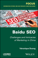Baidu SEO: Challenges and Intricacies of Marketing in China (1786301113) cover image