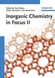 Inorganic Chemistry in Focus II (3527308113) cover image